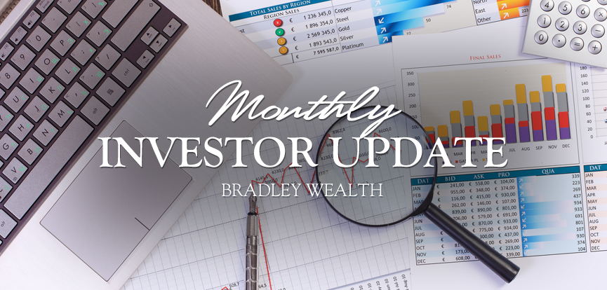 Monthly Investor Update April 15, 2015