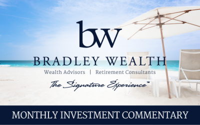 Monthly Investment Commentary – August 2015