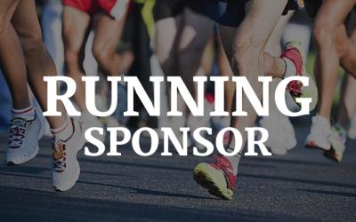 RUNNING TITLE SPONSOR$3,500