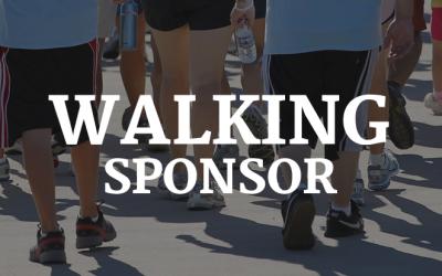 WALKING TITLE SPONSOR$3,500